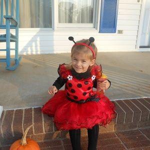 Ladybug costume 3T/4T  sc 1 st  Poshmark & Kids Costumes Halloween on Poshmark